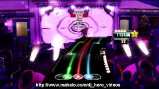 DJ Hero - Expert Mode - Fix Up, Look Sharp vs. Genesis