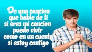 Violetta-Verte de Lejos (Leon & Tomas) Letra Completa