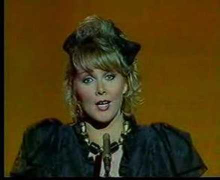 Cheryl Baker (Bucks Fizz) If You're Right on 321