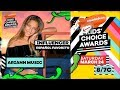 KIDS CHOICE AWARDS - KCA - WINNERS 2018 -ARIANN-LOS MEJORES MOMENTOS