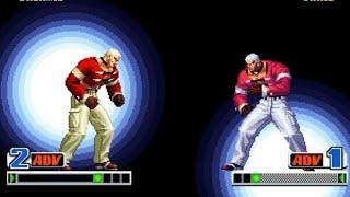 [TAS] New Faces Team VS Orochi Team (KoF '98)