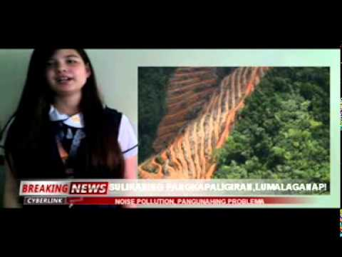 Isyung Pangkapaligiran sa kanlurang Asya - смотреть онлайн