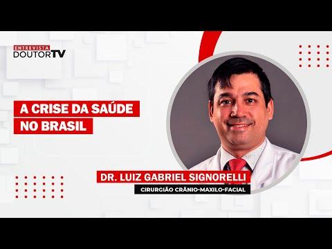 A crise da saúde no Brasil