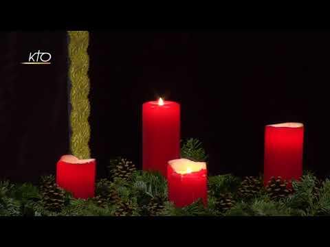 Vêpres du 22 décembre 2020 à Saint-Germain-l'Auxerrois
