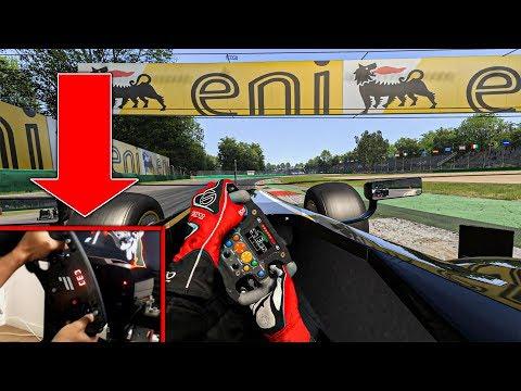 NOUVELLE ROUE F1 ! - COURSE ONLINE - ASSETTO CORSA VR