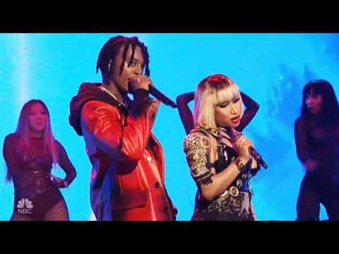 Nicki Minaj SNL performance review
