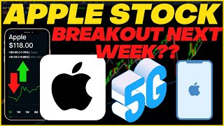 APPLE STOCK UPDATE: APPLE STOCK READY FOR BREAKOUT AHEAD OF IPHONE EVENT? | TECHNICAL ANALYSIS #AAPL
