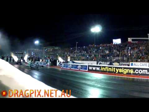 Top Fuel Super Slow Mo