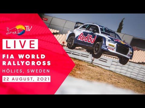 世界ラリークロス 第2戦スウェーデン(ホーリエス)2021年 RXクラスの決勝ファイナルのハイライト動画