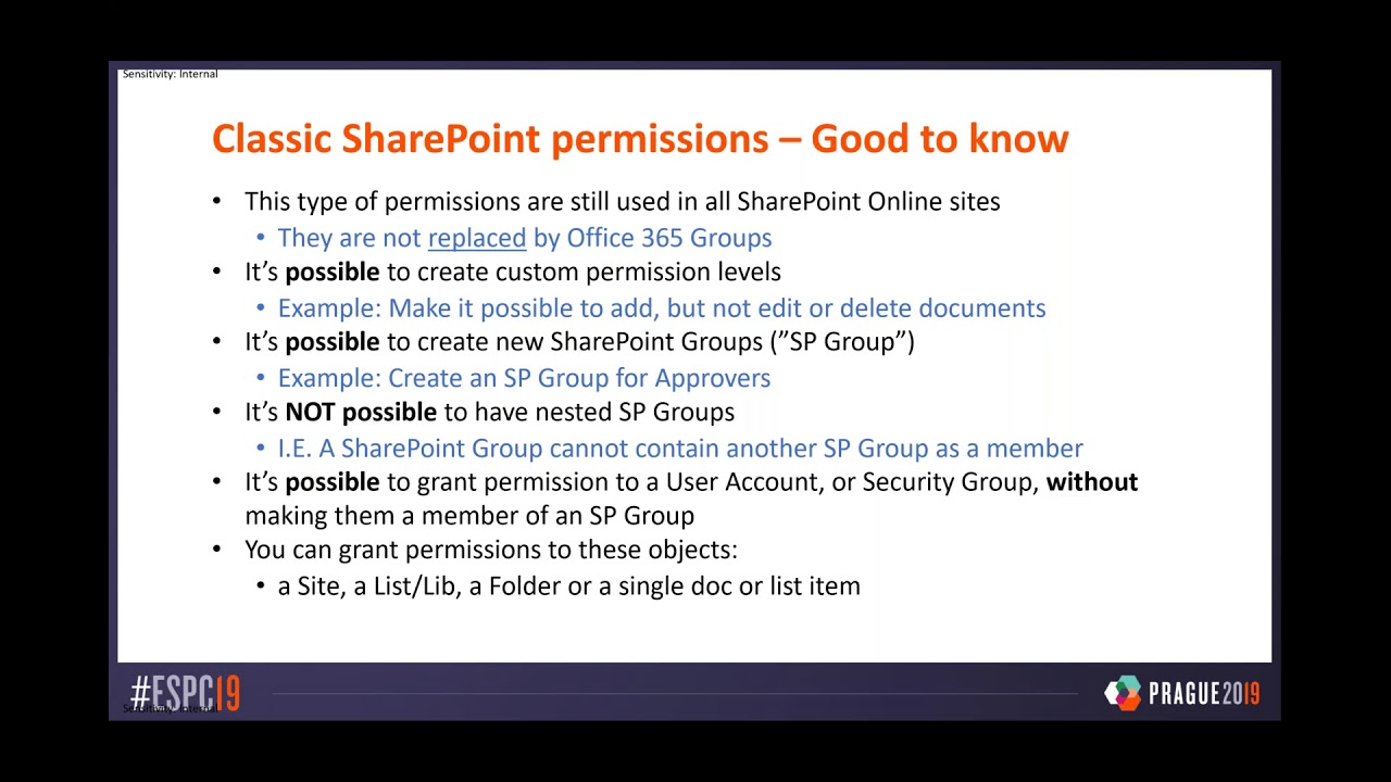 Understanding Permission Management in MS 365 Webinar