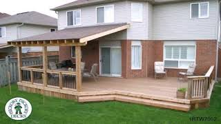 How To Build A Patio Cover Attached To The House