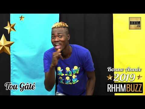 TOU GÂTÉ - Meilleurs Vœux 2019 - RHHM Buzz