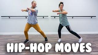 Hip Hop For Beginners- 5 Basic Moves