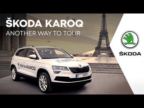 Skoda Karoq another way to tour