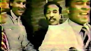 ELVIS IS ALIVE Elvis with Muhammad Ali September 1984