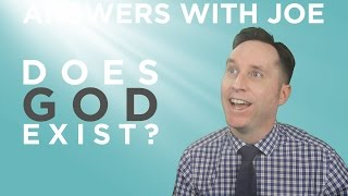A Scientific Explanation For God? | Answers With Joe