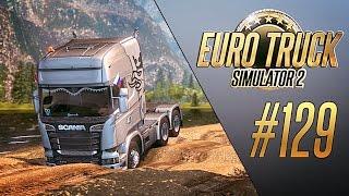 НЕПРОХОДИМЫЕ МЕСТА - Euro Truck Simulator 2 - Суровая Россия Байкал R4 [#129]