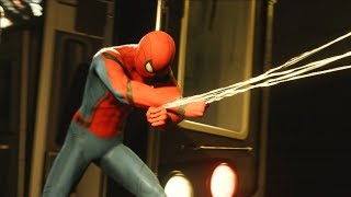 Spider-Man Stops the Train - Marvel