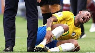 Dicap Kerap Lakukan Aksi Drama Lapangan, Neymar: Anda Pikir Saya Ingin Ditekel Sepanjang Laga?