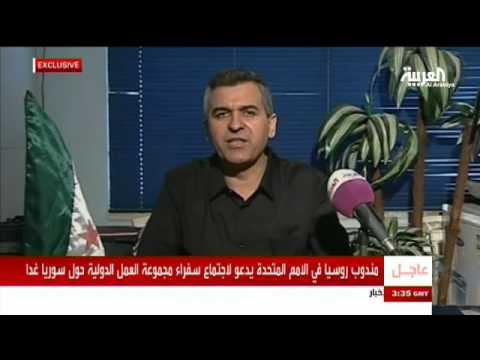 ابن عم فاروق الشرع يعلن انشقاقه عن نظام الأسد