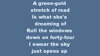Seven Mary Three Lullaby Lyrics