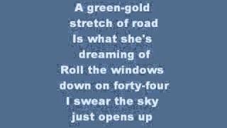 Seven Mary Three Lullaby Lyrics