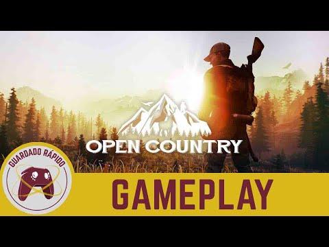 Gameplay de Open Country