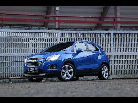 Review Chevrolet Trax 1.4 Turbo LTZ | Oto.com