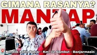 preview picture of video 'Pondok Patin Bakar di Km 12 Gambut - Kuliner Banjarmasin'