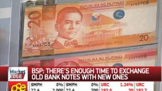 What to do with old peso bills