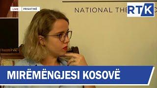 Mirëmëngjesi Kosovë - Drejtpërdrejt - Aurela Kadriu 31.10.2019