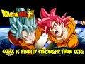 Dragon Ball Super: Super Saiyan Blue (SSGSS) IS STRONGER Than Super Saiyan God (& more God Ki Talk)
