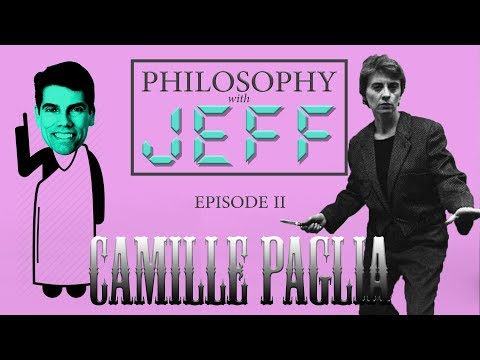 Sexual Personae - Camille Paglia (Part 1) | Philosophy with Jef