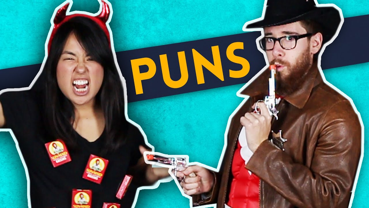 5 Easy Halloween Costumes For Pun Lovers thumbnail