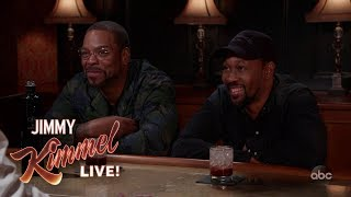 3 Ridiculous Questions with Method Man & RZA of Wu-Tang Clan