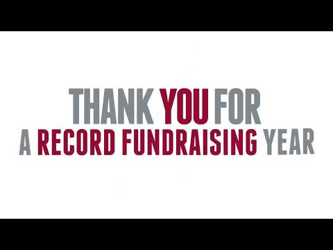 The University of Alabama: Record Fundraising (2017)