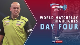 2020 Betfred World Matchplay Highlights | Day Four