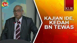 Kajian IDE, Kedah BN tewas