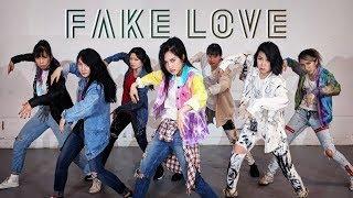 [EAST2WEST]  BTS (방탄소년단)   Fake Love Dance Cover