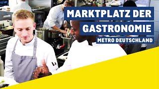METRO begleitet Gastronomen auf ihrem Weg zum Erfolg. Denn Ihr Erfolg, ist unser Business!
