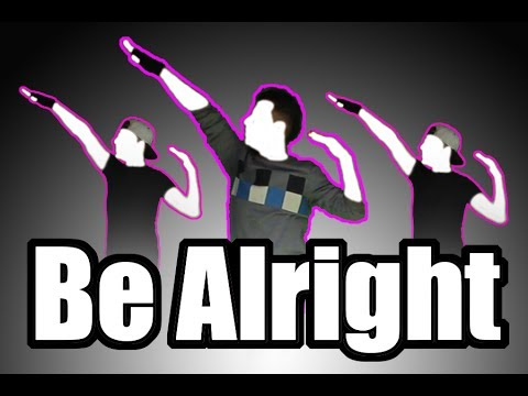 Be Alright - Ariana Grande Choreography (inspired By Just Dance)