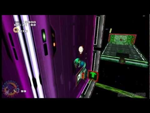 Sonic Adventure 2 HD PC:Amy Rose in Crazy Gadget - смотреть