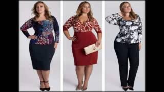 летняя одежда для полных женщин 50 лет