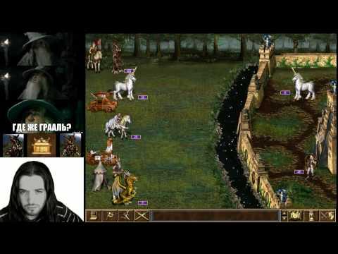 Как играть в герои меча и магии 3 по сети через тангл