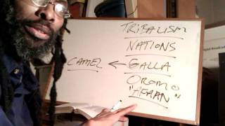 ETHIOPIAN Nations Not Tribes - AFAAN OROMO