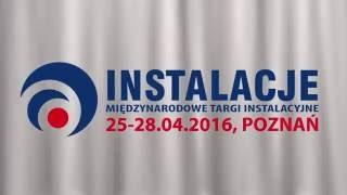 Targi Instalacje 2016 - Zehnder prezentuje nowy grzejnik Zehnder Zmart