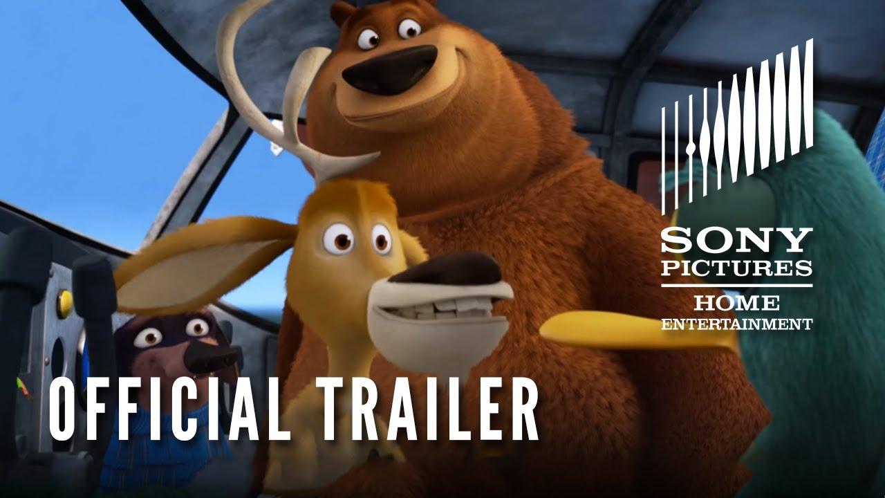 Trailer för Boog & Elliot 4 - Jaktsäsong