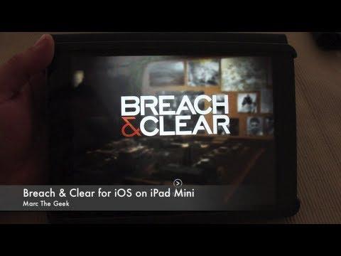 breach & clear iphone