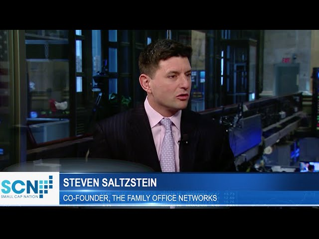 The Family Office Networks Co-Founder, Steven Saltzstein interview with Jane King at NYSE