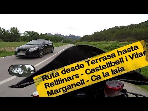 Ruta motera Terrasa-Rellinars-Ca la Iaia # HONDA CBR 1000RR #
